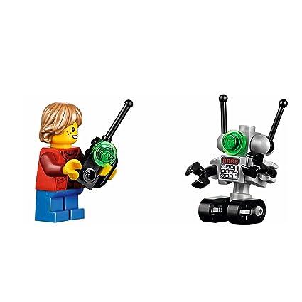 Amazon.com: LEGO Holiday MiniFigure - Boy w/ Remote Controlled Toy ...