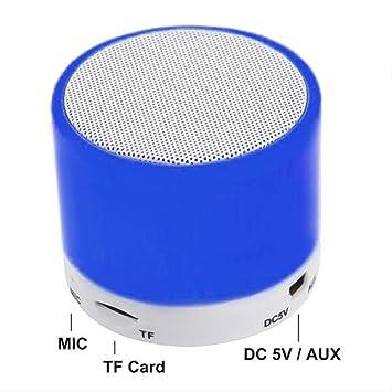 SHA Altavoz Bluetooth Estéreo Soporte de Altavoz Bluetooth U ...