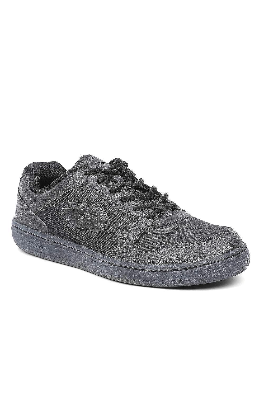 Lotto Men's Black ACE Shoes at Amazon