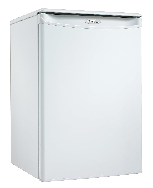 Amazon danby 25 cu ft designer compact all refrigerator amazon danby 25 cu ft designer compact all refrigerator white appliances sciox Images