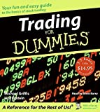 img - for Trading for Dummies CD (For Dummies Series) by Michael Griffis (2007-11-06) book / textbook / text book