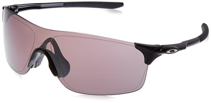 ecb99955e8 Oakley Men s Evzero Pitch Polarized Iridium Rectangular Sunglasses ...