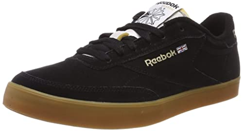 0711d169a39 Reebok Men s Club C FVS Gum Update Gymnastics Shoes  Amazon.co.uk ...