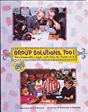 Group Solutions, Too! : More Cooperative Logic Activities for Grades K-4, Goodman, Jan M., 0912511389