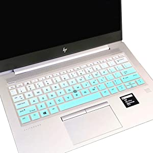 "Keyboard Cover for 13.3"" HP Elitebook 830 G5 G6 13.3"" 