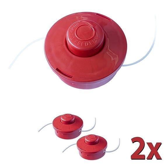 Nemaxx 2X FS2 Cabezal de Doble Hilo semiautomático - Cabezal de ...