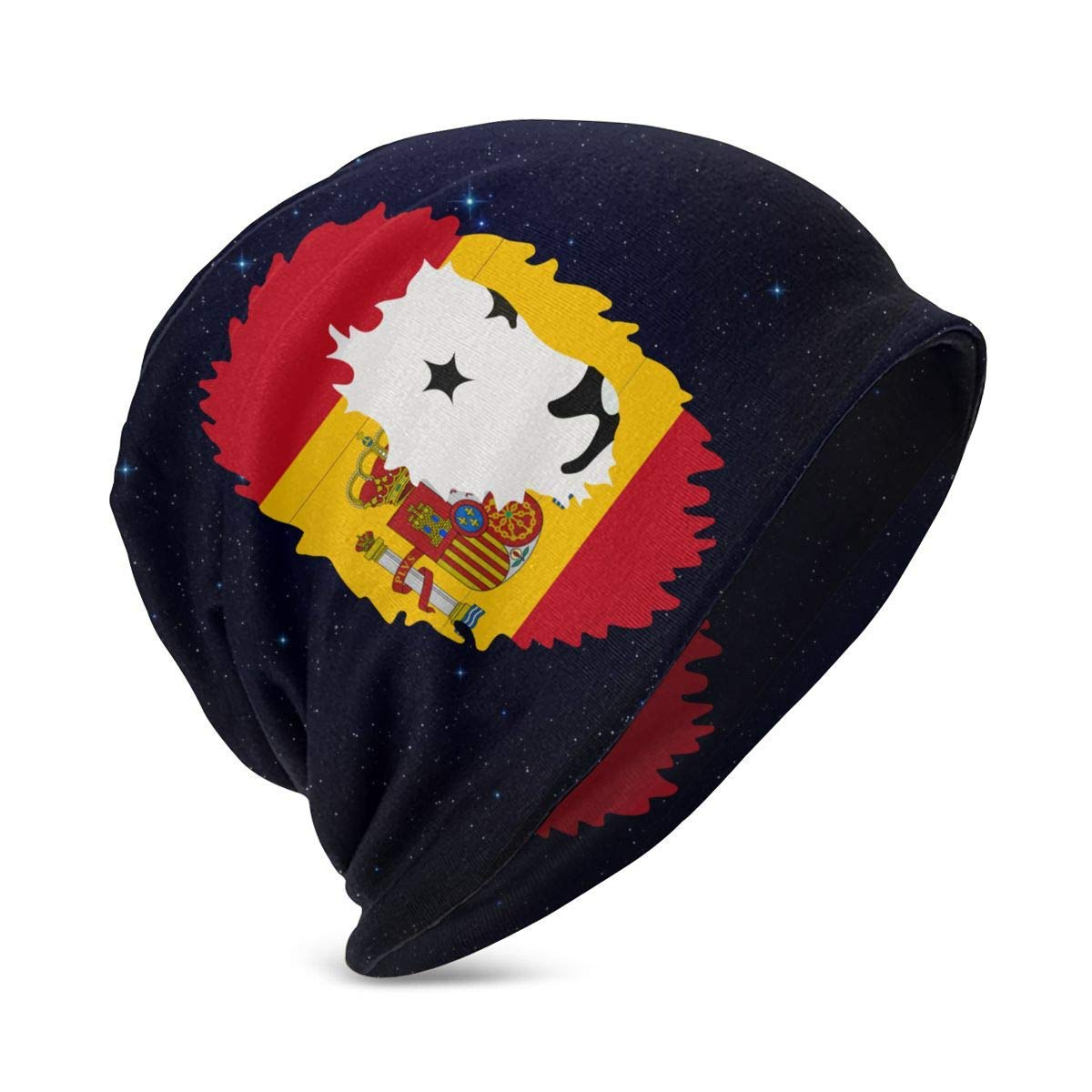 NAA Baby Lion Spain Flag Beanie Hat Knit Hats Great for 3-15 Years ...
