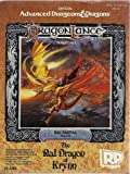 Red Dragon of Krynn (Official Advanced Dungeons & Dragons: Dragonlance Miniatures)