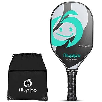 niupipo Pickleball Paddle, Composite Pickleball Racket