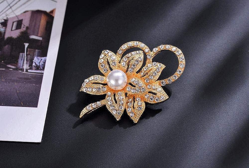 Nikunty Broches /épingles Femme Phoenix Cristal /Épingle Bijoux De D/écoration De V/êtements