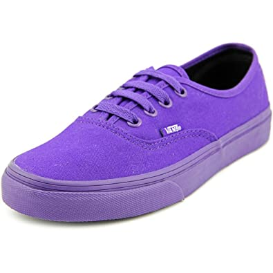 noir and purple vans chaussures