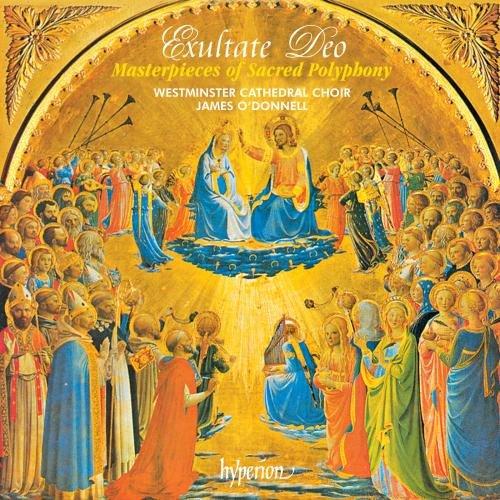 Exultate Deo - Masterpieces of Sacred Polyphony by Mundi (Image #2)