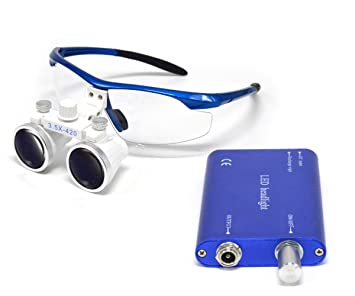 Amazon.com: zgood 3,5 x -420 Dental Quirúrgico Binocular ...