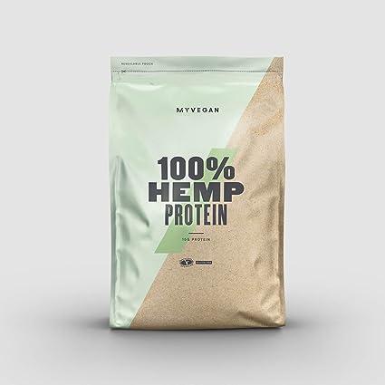 MyProtein Hemp Proteína de Cáñamo en Polvo - 2500 gr: Amazon ...