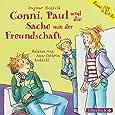 Conni, Paul und die Sache mit der Freundschaft: 2 CDs (Conni & Co, Band 8)
