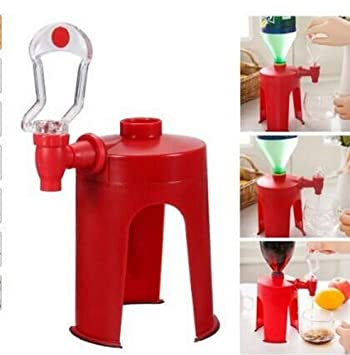 Bebederos Auxiliares Hogar Creativo Bar Vierten Dispensador de Agua de la Máquina de Gas Mini: Amazon.es: Hogar