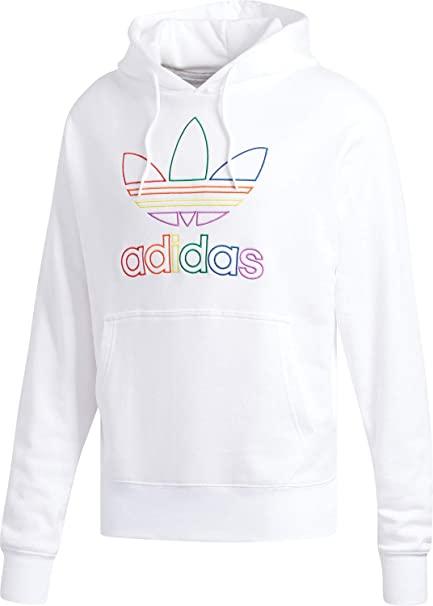 Sweat à capuche adidas Pride Trefoil Outline