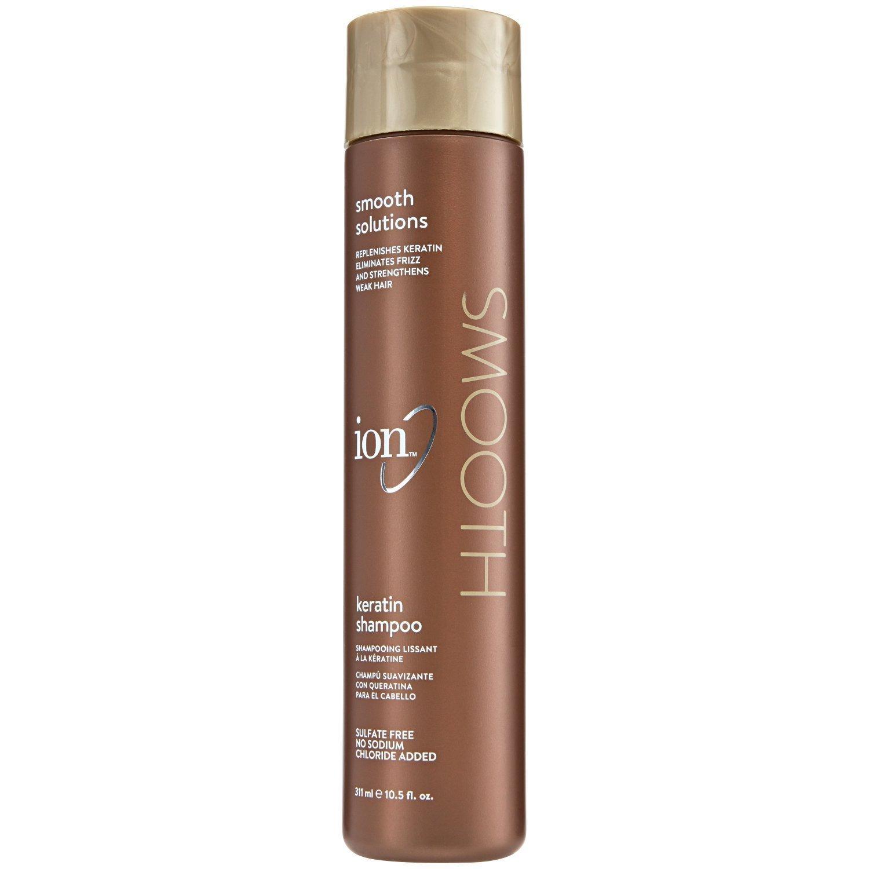 Amazon Ion Sally Beauty Keratin Smoothing Shampoo Standard