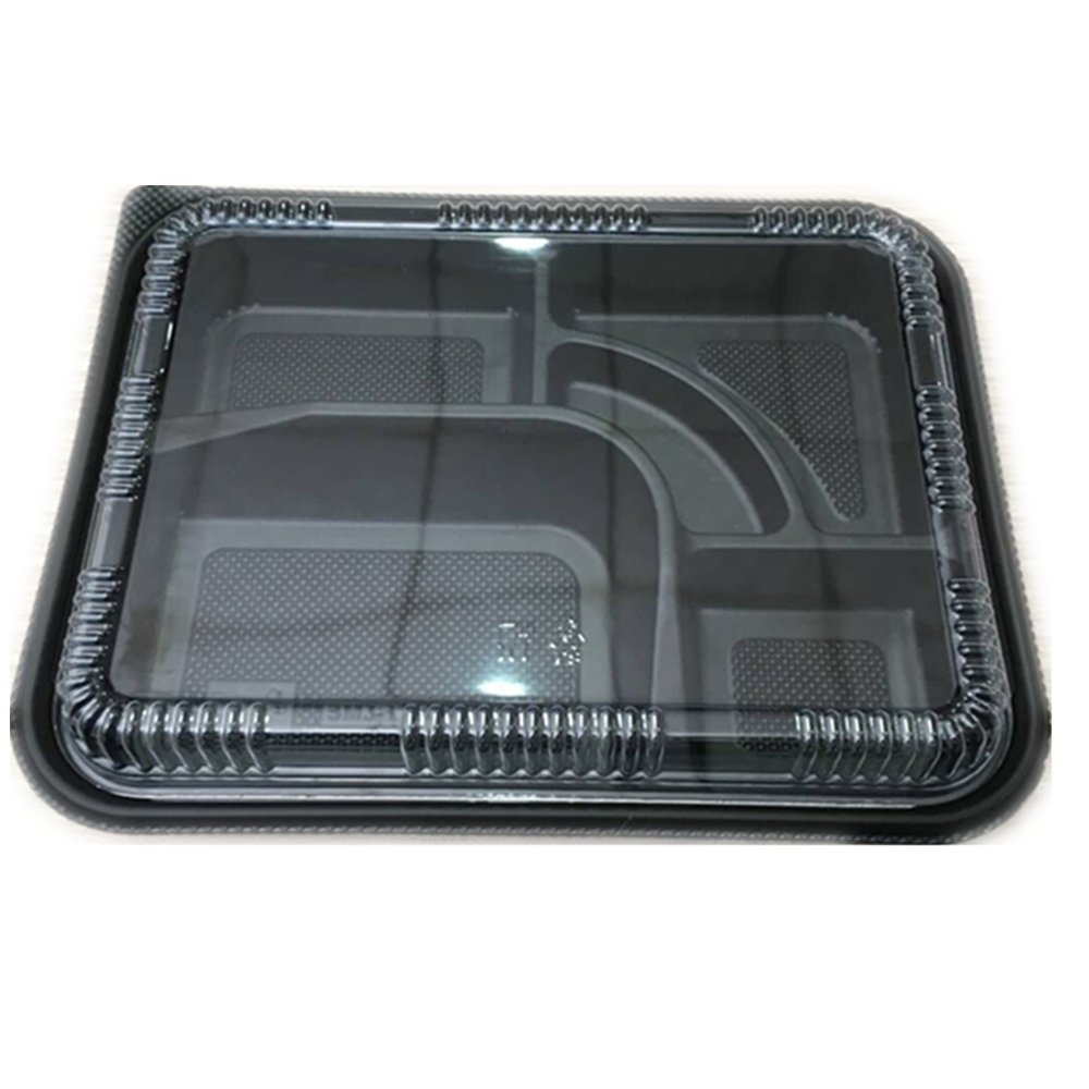 Samma: Bento Box + Lid 5 Compartments in 200pcs (SM3-1102)
