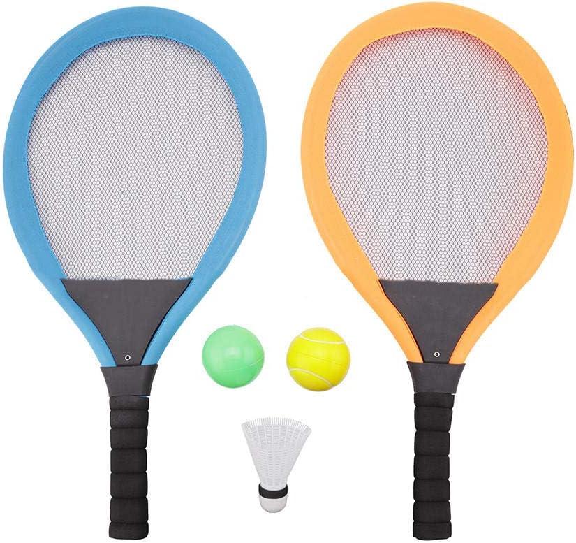 ReFaXi - Juego de Raquetas de Tenis de bádminton, 2 Raquetas ...