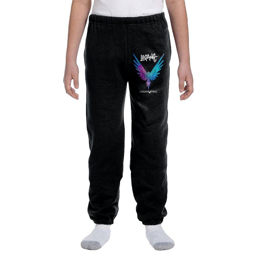 Axley Logan Paul Logang Logo Youth Fashion Jogger Sweatpants