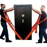 2 Personen Tragegurt für Waschmaschine und Möbel 4tlg,Hebegurt für Gegenstände bis zu 300 kg