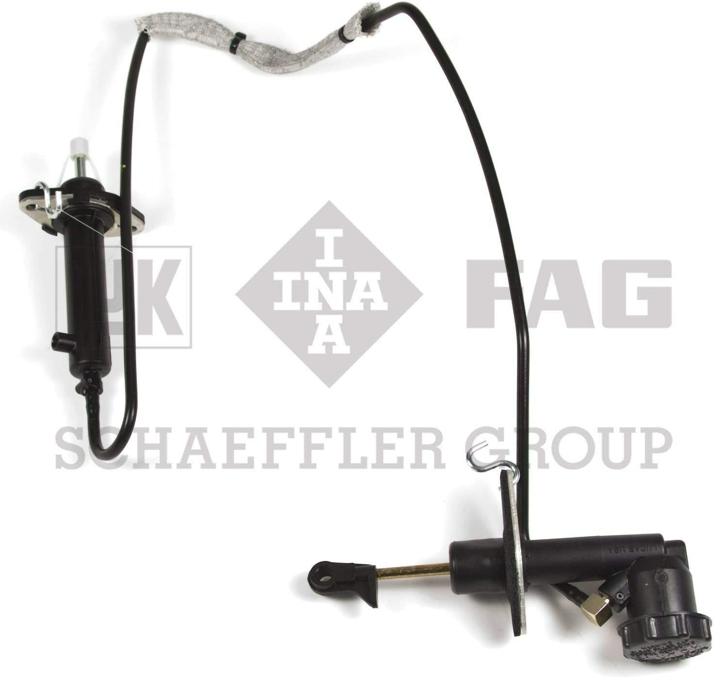 Clutch Master and Slave Cylinder Assembly LuK CRS013