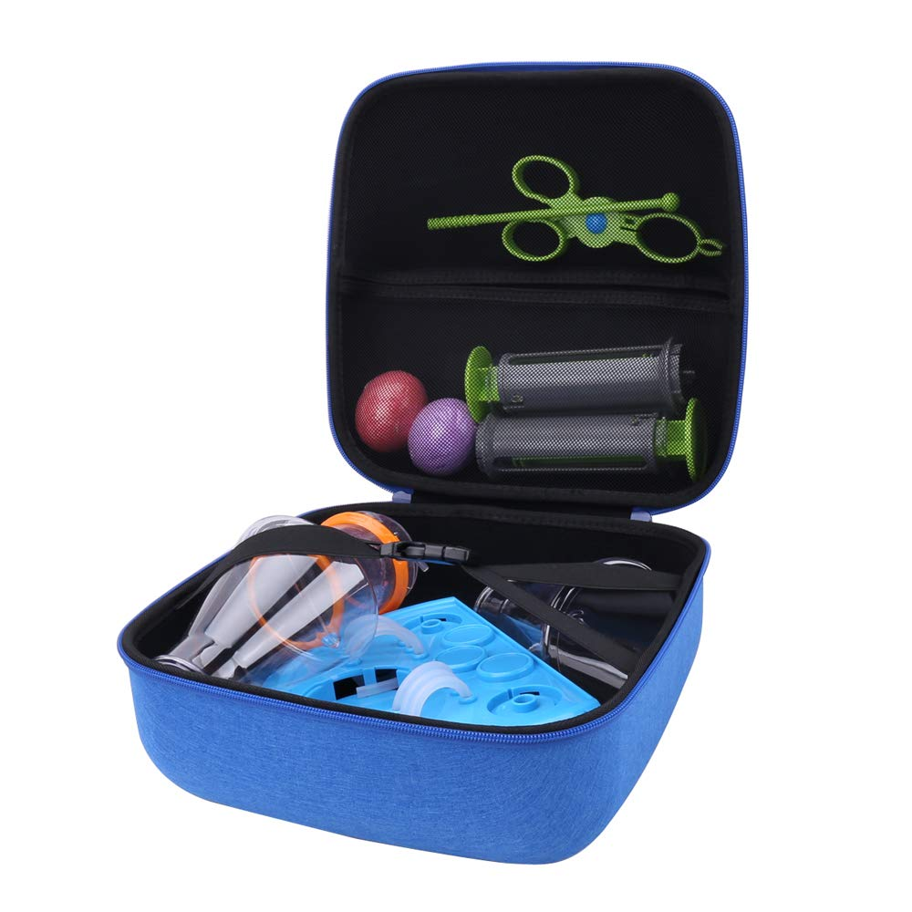 Aenllosi Hard Carrying Case for Learning Resources Beaker Creatures Liquid Reactor Super Lab (for Beaker Creatures)