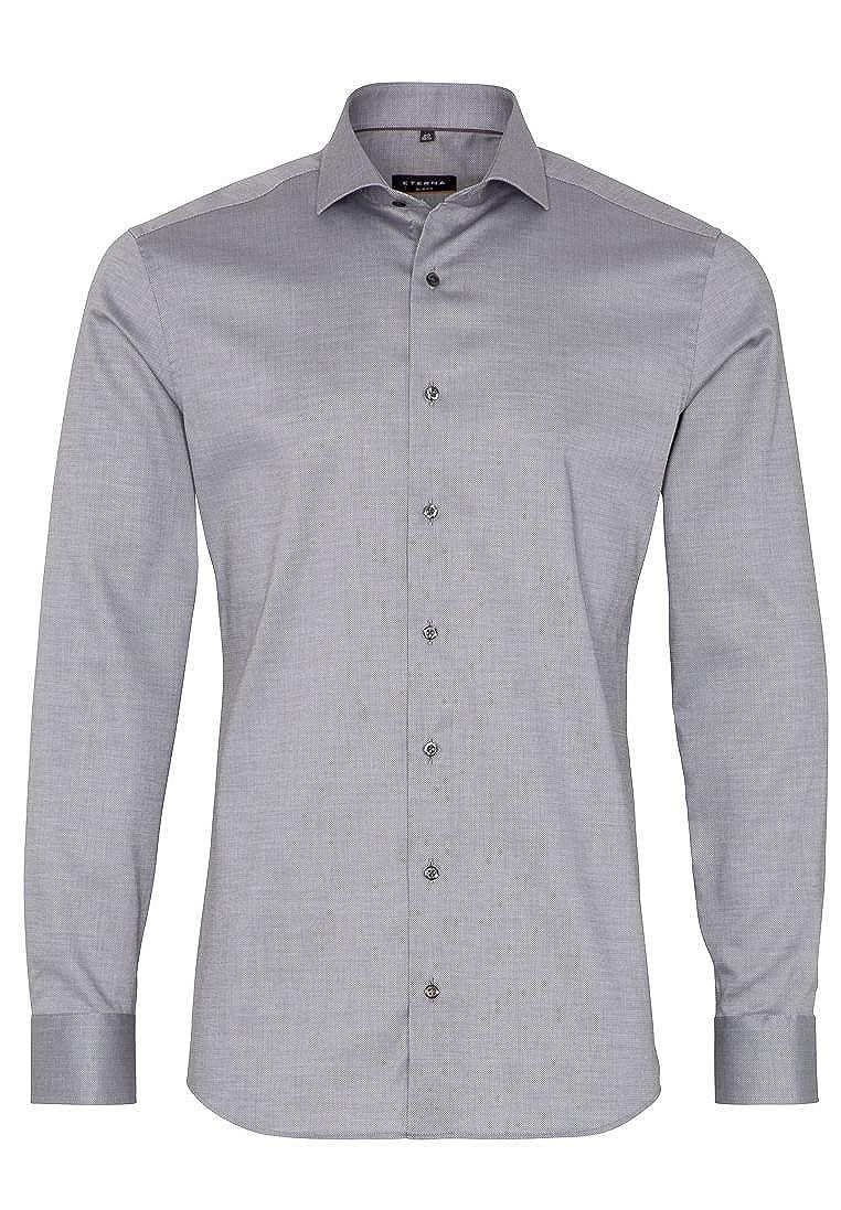 Eterna Camisa Formal - Cuadrados - Cutaway - para Hombre