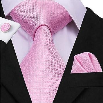 IG Carrera Hombres S Tie Tie Tie Hombres Corbata de seda Business ...