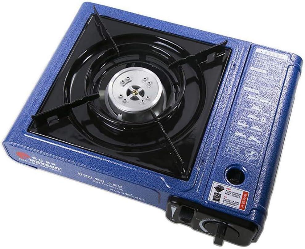 Estufa de Gas para Acampar, Cocina, Quemador Individual portátil ...