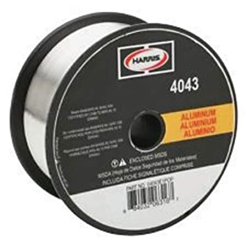Aluminum Mig Welding Wire Spool Made in USA Dia 1 lb Kiswel USA M-5356 ER5356 0.030 in