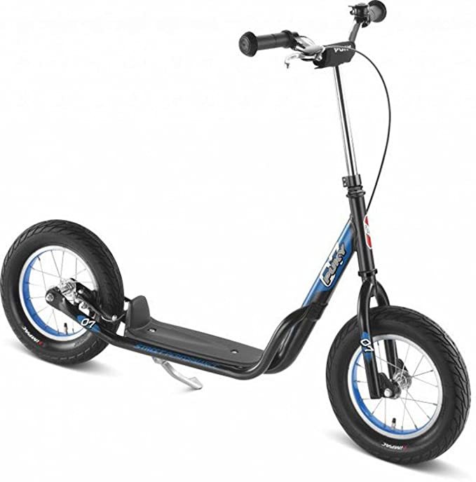 Amazon.com: Puky Kids Scooter R 07L Globo roller-luft Kiwi ...