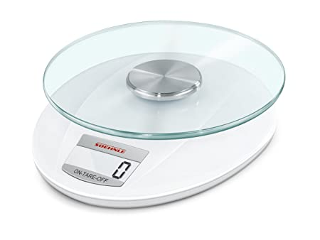 Soehnle Electronic Digital Kitchen Scale Roma To 5 Kg 9 Lb With 1