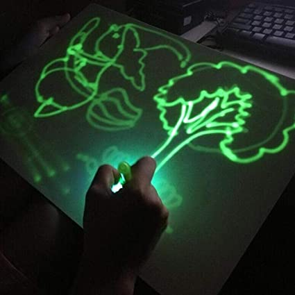 Pizarra luminosa Pizarras mágicas para niños mágicas para niños ...
