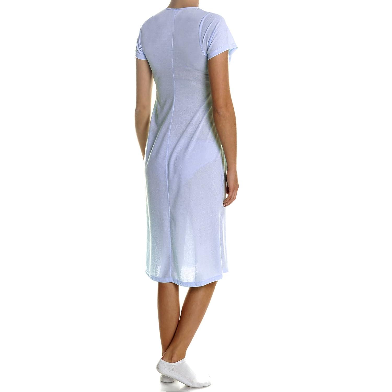 BEZLIT Damen Pyjama Schlafrock Nachthemd 21386