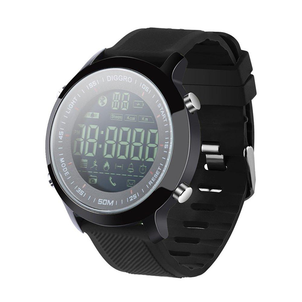Amazon.com: IP68 Waterproof 365days Standby Military Smart ...