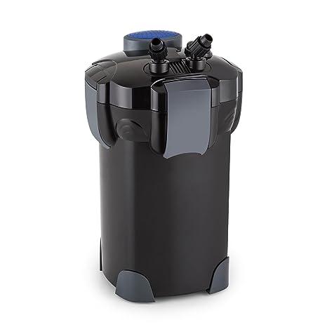 Waldbeck Clearflow Filtro Exterior Acuario • Motor 18 W • Filtro • Caudal