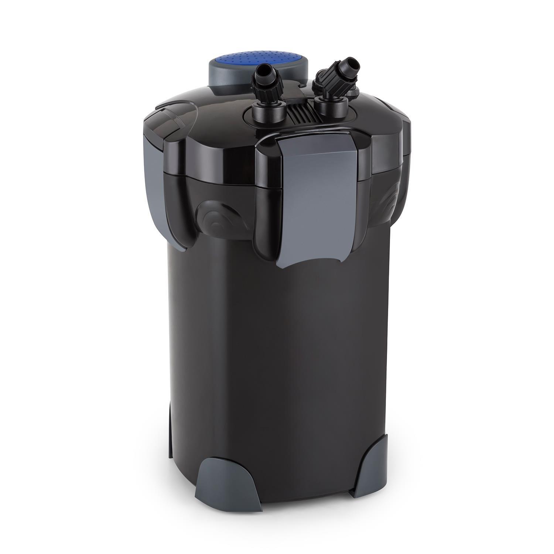 Waldbeck Clearflow 55 Filtro Exterior para Acuario • Motor de 55W • Filtro de 4 Niveles