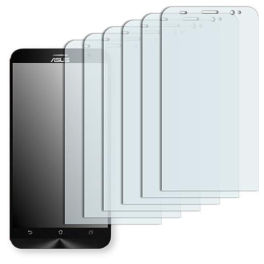8 opinioni per 6 x Golebo Crystal Pellicola Protettiva per Asus ZenFone 2 Deluxe (ZE551ML)-