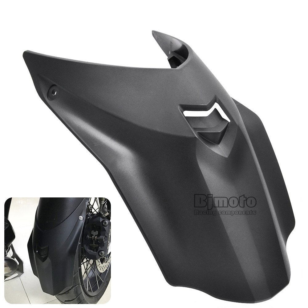 Motorcycle Front Extender Fender Mudguard Extension Cover Fit For BMW R1200GS LC 2013-2016 R1200GS ADV 2014-2017 BJ Global