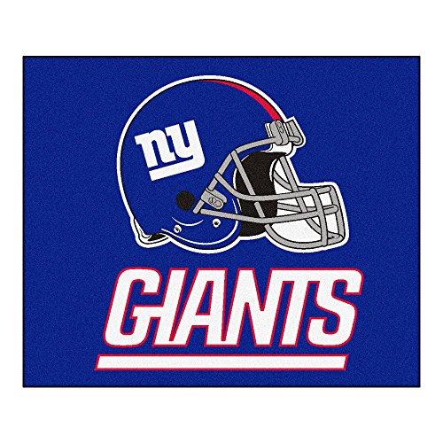 Rug Giants Tailgater (FANMATS NFL New York Giants Nylon Face Tailgater Rug)