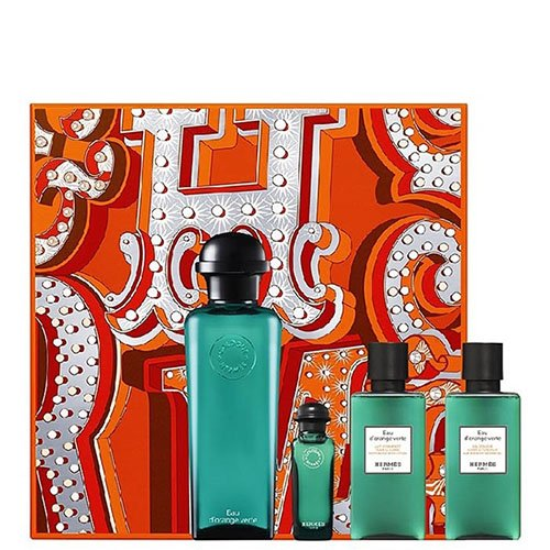 Hermes Orange Vert Cofanetto Fragranza Vapo 100 ml 328