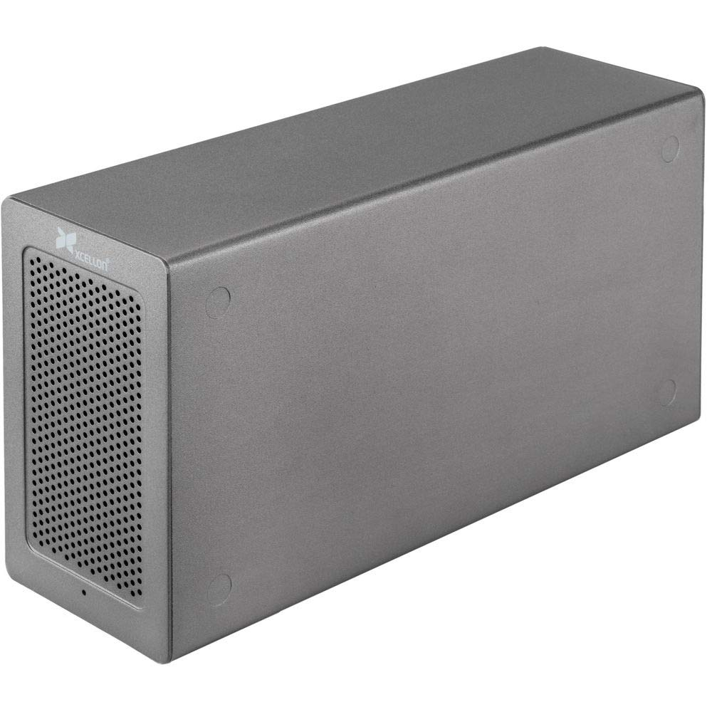 Xcellon Little Brother Thunderbolt 3 PCIe Expansion Chassis