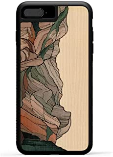 product image for Carved - iPhone 8 Plus / 7 Plus / 6s Plus - Luxury Protective Traveler Case (Half Dome Print)