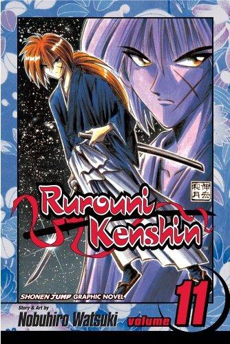 Rurouni Kenshin, Vol. 11: Overture to Destruction