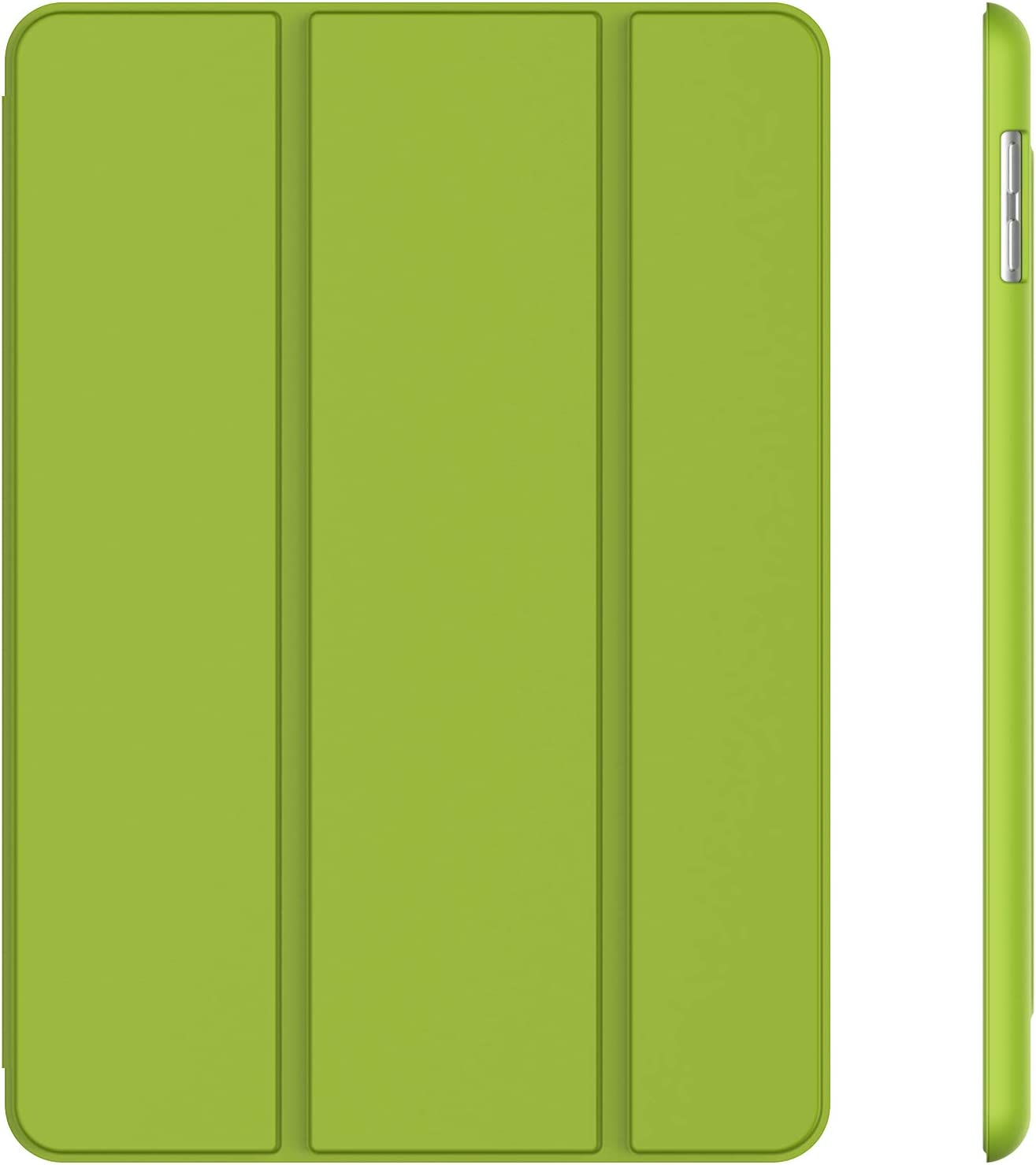 JETech Case for Apple iPad (9.7-Inch, 2018/2017 Model, 6th/5th Generation), Smart Cover Auto Wake/Sleep, Green