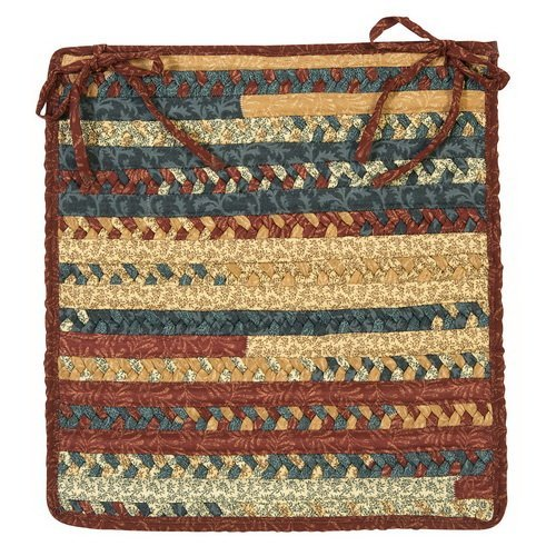 Colonial Mills Market Mix - Summer Chair Pad - ()