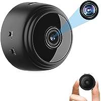 Wifi Cámara espía inalámbrica oculta HD 1080P pequeña cámara de video de seguridad Mini cámara de niñera con visión…