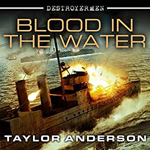Blood in the Water Hörbuch